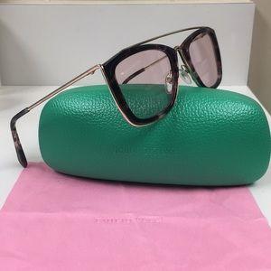 Emilio Pucci Beautiful Pink Lenses Sunglasses